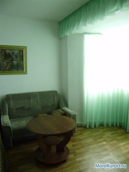 Гостиницы и отели Витязево (поселок близ Анапы) - «Вианна»
