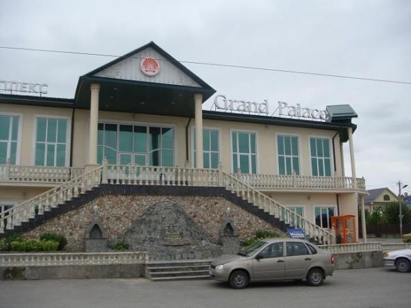 ст.Ессентукская, Дом торжеств GRAND PALACE
