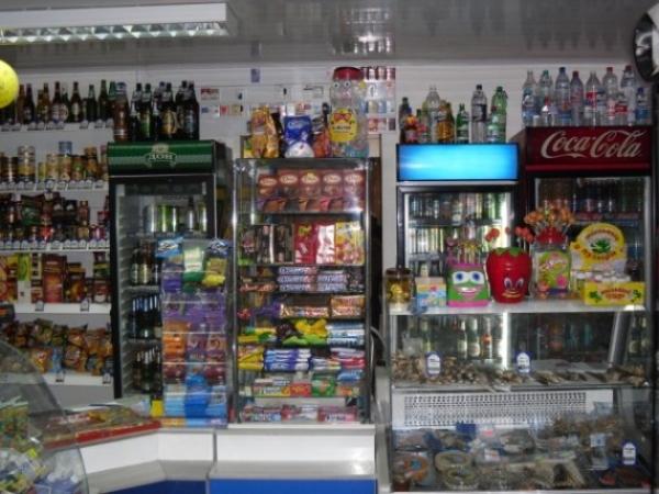 """Магазин Гостевого дома """"Адамас"""" - лучший ассортимент продуктов питания"""