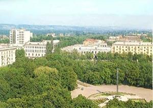 Школа № 3. Адрес: Краснодарский край, Армавир,  , Краснодарский край, г. Армавир, ул. Луначарского, 279.
