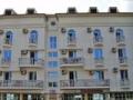 Отель «Рафаэль». Адрес: Краснодарский край, Анапский р-н.,  г-к. Анапа, ул. Владимирская, 20.
