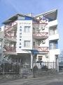 Отель «Адмирал». Адрес: Краснодарский край, Анапский р-н.,  г-к. Анапа, пер. Кордонный, 1а.