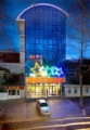 Отель «Богема». Адрес: Краснодарский край, Анапский р-н.,  г-к. Анапа, ул. Гребенская, 11.