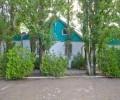 База отдыха «Минеральные воды». Адрес: Краснодарский край, Анапский р-н.,  Джемете, Пионерский проспект.