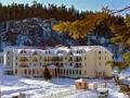 """Туристический комплекс """"Азиш-Тау"""". Адрес: Краснодарский край, Апшеронск,  , плато Лаго-Наки, ущелье Желоб, 32-й км.."""