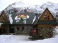 Отель «Когутай». Адрес: Кабардино-Балкарская, Приэльбрусье,  Чегет, на выкате горы Чегет.