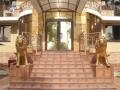 """Гостиница """" ТИХИЙ ДОН"""". Адрес: Другие страны, Абхазия,  Гагра, пр-т Нарта 165."""