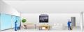 """""""Белоснежка"""", клининговая компания. Адрес: Ростовская область, Ростов на Дону,  , ул. Шеболдаева 15."""