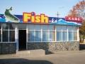 """Кафе """"Fish-ka"""". Адрес: Северная Осетия Алания, Владикавказ,  , ул. Кесаева 127."""