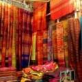 "Магазин «Море ткани и фурнитуры». Адрес: Дагестан, Махачкала,  , Восточный базар (Вход со стороны завода ""Авиаагрегат"")."